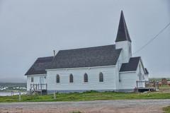 Red Bay Church (gabi-h) Tags: whitechurch chapelchurch redbay labrador newfoundlandandlabrador gabih