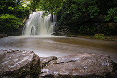 Swollen (The Frustrated Photog (Anthony) ADPphotography) Tags: category england flickrpost janetsfoss malham northyorkshire places travel waterfall yorkshire longexposure yorkshiredales fallingwater silkwater river creek canon1585mm canon70d canon rocks watercourse motionblur wood ampitheatre landscapephotography travelphotography waterfalls force stream trees english british greatbritain water tree rock riveraire beck gordalebeck
