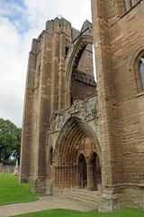 2017-08-26 09-09 Schottland 489 Elgin, Cathedral