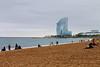 La Barceloneta @ Barcelona, Spain (Stefano Stabile) Tags: barcelona barceloneta spain europa europe espana barcellona labarceloneta catalonia beach spiaggia photo spagna canon cataluna sea mare mediterraneo