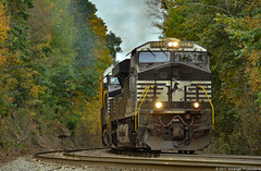 Crawlin up 611 (Arkangel Productions) Tags: norfolk southern ns dh southline 28n port dickinson