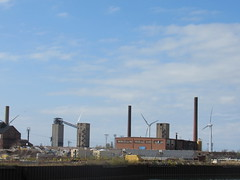 Union Ship Canal Oct 2017 (ianulimac) Tags: buffalo ny westernny industrial waterfron lakeerie bethlehemsteel lackawannasteel industrialheritagetrail lehighportlandcement remains hike trail park publicart goodyearslip ships coal iron lime steel manufacture foundry furnace hannafurnace freighters history past greatlakes dock canal remembrance industrialmight rustbelt