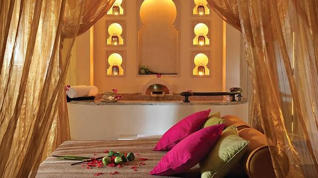 アナンタラ サイアム バンコク ホテルのオススメポイント:アナンタラ・スパ