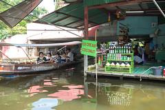 Bangkok travel 32 (Kelvin Wen) Tags: 曼谷 bangkok กรุงเทพมหานคร 泰國 ประเทศไทย thailand damnoensaduakfloatingmarket 丹嫩莎朵 ตลาดน้ำดำเนินสะดวก floatingmarket 水上市場 ตลาดน้ำ