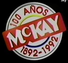 Comercial 100 años de McKay (1992) (hernánpatriciovegaberardi (1)) Tags: comercial galletas mckay más ricas no hay 100 años 1992 🍪