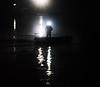 Baldeneysee Essen (Stefan Woidig) Tags: rudern ruderer angler fischer see rauschen noise iso