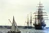 Boston2K004A (Grudnick) Tags: tallships sails sailing boston bostonharbor nautical windpower international event