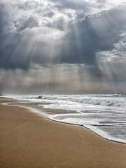 Ocean (1) (Pluie du matin) Tags: hatman ocean mer sea plage sable vagues lumière light paysage landscape sand seaside seawave beach atlantique atlantic hourtin gironde france