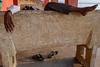 Sleep (SaumalyaGhosh.com) Tags: people sleep benaras varanasi india street streetphotography color chair hand leg fuji xt2