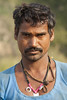 Baiga man (wietsej) Tags: baiga man maikal hills chhattisgarh india sony a100 zeiss sal135f18z 13518 sonysal135f18 portrait bokeh wietse jongsma bhoramdeo