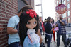 Queuing in - wainting for Blythecon Brooklyn 2017 (omgdolls) Tags: blythedoll blythe blytheconbrooklyn2017 rekvi dollypunk21 adg