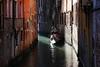 Venice, Italy (Texas. Ranger) Tags: venice italy gondola gondolier bricks water canal boat europe