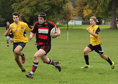 Eyes on the line (Wendy G Davies) Tags: rugby grassroots rugbyunion