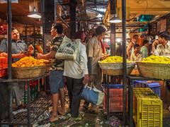 LR-015 (hunbille) Tags: india mumbai birgittemumbai32015lr dadar phool galli phoolgalli flower market bazaar bombay