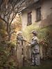 Все самое важное в жизни рождается из Искренности... (olgafler) Tags: boy girl frendship home house autumn love забота дружба дети