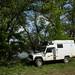 Mais um acampamento as margens do Danúbio