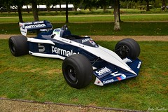 1983 F1 Brabham BT52 Parmalat (pontfire) Tags: 1983 f1 brabham bt52 parmalat bmw racing organisation gordon murray riccardo patrese nelson piquet chantilly arts élégance chantillyartsetélégance chantillyartsetélégance2016 richardmille peterauto chantillyartsélégance chantillyartsélégance2016 2016 châteaudechantilly vieille voiture ancienne de collection french cars old antique classic populaire car auto autos automobili automobiles voitures coche coches carro carros wagen pontfire worldcars