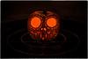 ... IMG_4698/b (*melkor*) Tags: art experiment conceptual minimal melkor artwork halloween analteredone pumpkin 2017 halloween2017 geotagged night darkness shadows trashbit puretrashbit