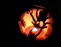 Happy Halloween (dksesh) Tags: seshadri dhanakoti harita huawei sesh seshfamily haritasya hevilambisamvatsara ccgoct2017 huaweip9 halloween pumpkin