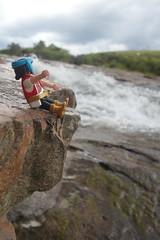 Pescaderito - Curiti (Play(boy)mobil) Tags: playmobil pescaderito curiti colombie colombia santander cascade
