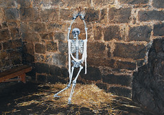 THE FORGOTTEN PRISONER. (tommypatto : ~ IMAGINE.) Tags: halloween castles dungeons skeletons bones