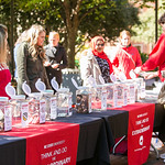 Students raise money for NCSU Libraries through Penny Wars