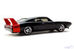 1-55_Fast_Furious_Dodge_Charger_Daytona_Exclusive_2 (Sigi D) Tags: 155 mattel diecast fast furious fastfurious sigid toysrus exclusive vehicle dodge charger daytona