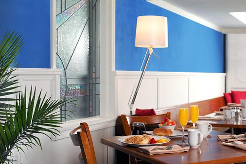 Normandie Restaurant,  West Wind Inn