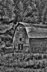 20101006-old barn.jpg (marvhimmel) Tags: barn general old pink