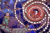 Matadors ... (█ Slices of Light █▀ ▀ ▀) Tags: san gabriel high school matadors mosaic tiles color colour gaudi inspired los angeles 洛杉磯 洛杉矶 la california 加州 加利福尼亞 america 美国 estados unidos sony nex 6 selp1650