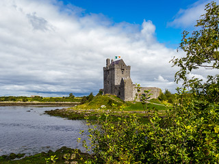Ireland - Kinvara - Dunguaire Castle