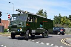 PGW 562 (markkirk85) Tags: fire engine appliance bedford rlhz auxiliary service green goddess pgw 562 pgw562