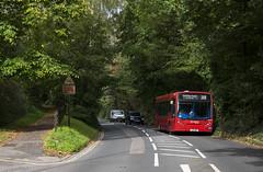 Arriva London ENL105 LX11AWF route 268 Hampstead (TfLbuses) Tags: tfl public transport for london red buses alexander dennis enviro 200 arriva