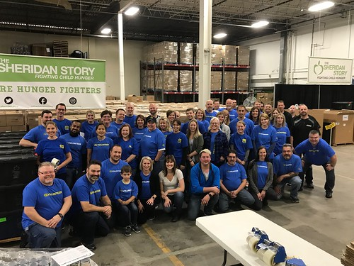 Best Buy Packing Event 10/13/17