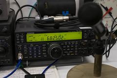 DSCF3253 (chalkie) Tags: g8bbc bbc radioamateur bbcradioamateurgroup broadcastinghouse london radio shortwave vhf lordhall tonyhall directorgeneral bbcdirectorgeneral jonathankempster jimlee