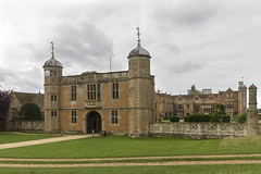 Charlecote Park grand 16th-century country house (Roger Brown (General)) Tags: charlecote park grand 16thcentury country house deer banks river avon wellesbourne warwickshire england grade i listed building national trust lucy family since 1247 built 1558 sir thomas queen elizabeth stayed room that now drawing elizabethan mostly victorian generations modified over centuries 1823 george hammond high sheriff 1831 inherited set about recreating original style stately roger brown canon 7d sigma 18250mm