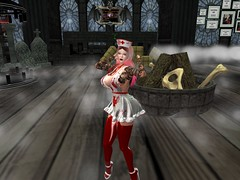 Asylum theme SED_001 (yunayrp) Tags: halloween nurse asylum themes club nightlife secondlife sl