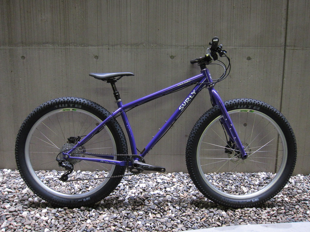 SURLY Karate Monkey PPL Dropper