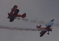 2017_09_1031 (petermit2) Tags: aerosuperbatics breitlingwingwalkers breitling wingwalkers boeingstearman boeing stearman scamptonairshow2017 rafscamptonairshow2017 rafscamptonairshow scamptonairshow royalairforce raf rafscampton airshow scampton lincolnshire