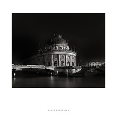 The Bode Museum (les forrester) Tags: architecture city cityscape blackwhite monochrome leica leicaq