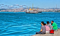 DSC09368_1 (Tünay Kasımoğlu) Tags: landscapes sonynex6 e 55210mm istanbul vapur sea gemi deniz