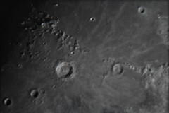 Copernicus crater (sparkdawg068) Tags: moon lunar space weather canon t3i eos rebel 6 telescope astrograph 150mm 1370mm eyepiece projection texas