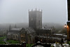 St David's Cathedral (Pixelkids) Tags: wales stdavidscathedral kathedrale nebel herbst cathedral fog spooky fall autumn vampires