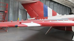 """Gloster Javelin FAW9 22 • <a style=""""font-size:0.8em;"""" href=""""http://www.flickr.com/photos/81723459@N04/26142063059/"""" target=""""_blank"""">View on Flickr</a>"""