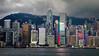 DSC02023g (Tartarin2009) Tags: hongkong victoriaharbour bankofchina building headquarter lighting night sea water cityscape illuminationnocturne travel skyscrapers
