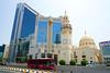 Government Avenue, Manama, Bahrain (Andrey Sulitskiy) Tags: bahrain manama