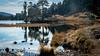 Lac Achard 1 950 m . Chamrusse . Isère (alain.deroubaix) Tags: marche lacachard 2017 chamrousse randonnée géographie isère automne hiking walk walking