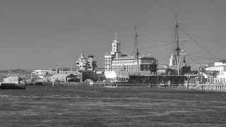 HDRi Portsmouth Harbour