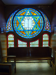 The Actors Temple (Steven Bornholtz) Tags: open house new york ohny city ny nyc architecture october 2017 us usa united states america picture photography imagery olympus camera site place steve bornholtz steven djmidway midway details getolympus manhattan ohnywknd pen ep5 the actors temple jewish synagogue interior stained glass time square