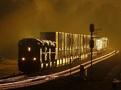 BNSF 3790 West, Z ALTSBD9 27L. (Jake Siegel (PHX Sub Railfanner)) Tags: texas arizona california priority ztrain train glint sunrise bnsf
